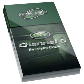 McDSP Channel G HD v5 TDM / RTAS / AU
