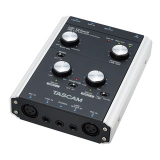 Tascam US 122 MKII (MK2) USB Audio Interface