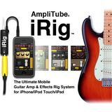 IK Multimedia iRig Guitar Interfac Interface for iPad/Phone