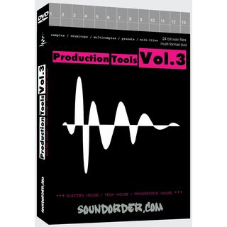 Soundorder Production Tools Vol.03 Multi Format Library