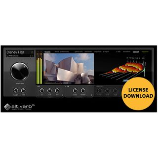 Audioease Altiverb 7 XL MAC only