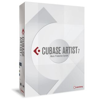Steinberg Cubase Artist 7 Upgrade 1 von Elements 6/7,Essential 4/5