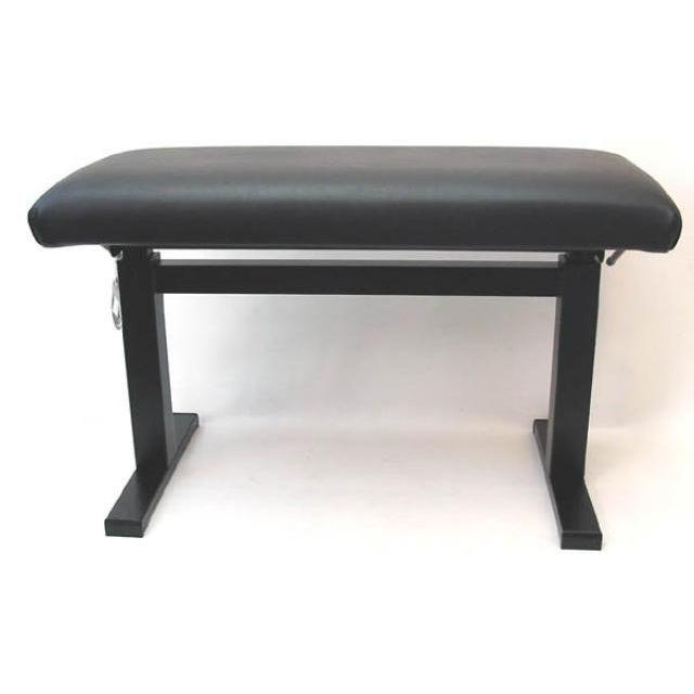 Andexinger - Klavierbank Lift-O-Matic Mod. 484 Bezug echt Leder 75cm