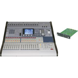 _SET_ Tascam DM-3200 inkl. IF-FW/DM 1x Digitalmischpult,1x FW-Card