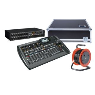 _SET_ Behringer X32 KompleteBundle 1 inkl. Case, Stagebox, Kabel