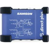 Samson S-Direct Plus aktive Stereo DI-Box