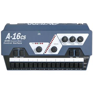 Aviom A-16 CS Remote for Personal Mixer