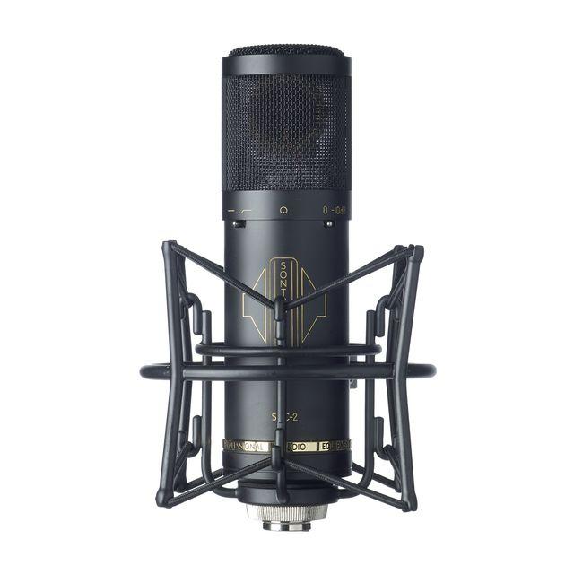 Sontronics - STC-2 Schwarz Großmembranmikro,