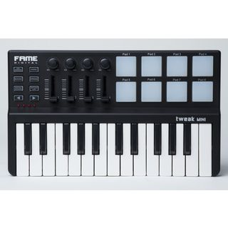 Fame Tweak Mini Controller Keyboard