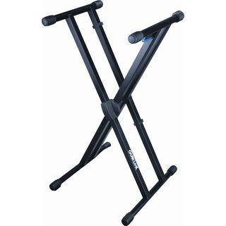 Quik Lok T/550 Keyboardständer, Black