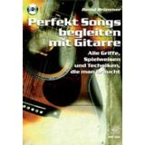 Acoustic Music Books Perfekt Songs begleiten mit Gitarre Product Image