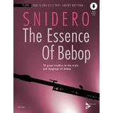 Advance Music The Essence Of Bebop Flute Product Image