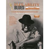 Alfred Music Flex-Ability Blues - Brass T.C. Edition Product Image