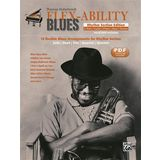 Alfred Music Flex-Ability Blues - Rhythm Section Edition Product Image