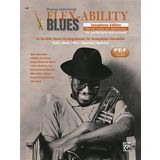Alfred Music Flex-Ability Blues - Saxophone Edition Product Image