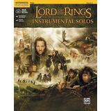 Alfred Music Lord of the Rings - Flute Instrumental Solos, Book/CD Product Image