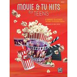 Alfred Music Movie & TV Hits for Teens 1 Product Image
