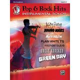 Alfred Music Pop & Rock Hits - Alt-Saxophon Instrumental Solos, Book/CD Product Image
