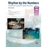 Alfred Music Rhythm by the Numbers Ralph Humphrey Produktbild