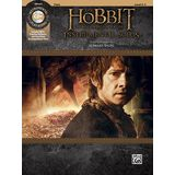 Alfred Music The Hobbit: The Motion Picture Trilogy Instrumental Solos Product Image