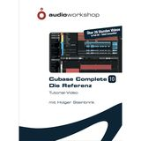 Audio Workshop Cubase Complete 10 Die Referenz DVD Lernkurs Product Image