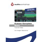Audio Workshop Cubase Complete Basic DVD Product Image