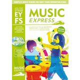 A&C Black Music Express: EYFS Early Years Foundation Stage Product Image