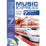 A&C Black Music Express: Year 7 Book 4, CD/CD-Rom Product Image