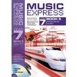 A&C Black Music Express: Year 7 Book 5, CD/CD-Rom Product Image