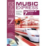 A&C Black Music Express: Year 7 Book 6, CD/CD-Rom Product Image
