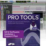 Avid Pro Tools Software update & Support Plan Produktbild