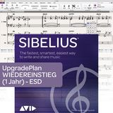 Avid Sibelius New Support Plan (1 Year) Product Image