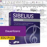 Avid Sibelius Ultimate EDU (Perpetual, Boxed) Product Image