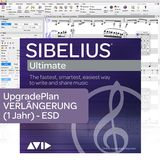 Avid Sibelius Ultimate Support Renewal (1 Year) Product Image