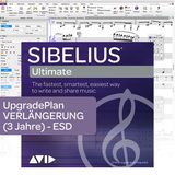 Avid Sibelius Ultimate Support Renewal (3 Years) Product Image