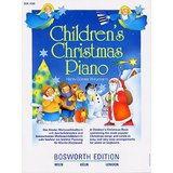 Bosworth Music Children's Christmas Piano Product Image