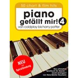 Bosworth Music Piano gefällt mir! 50 Chart & Film Hits 4, Spiralbindung Product Image