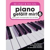 Bosworth Music Piano gefällt mir! 50 Chart & Film Hits 6, Spiralbindung Product Image