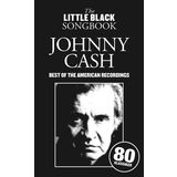 Bosworth Music The Little Black Songbook: Johnny Cash Product Image