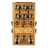 Chase Bliss Audio Brothers Analog Gain Stage Product Image