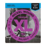 D'Addario E-Guit.Strings 09-54 7-String EXL120-7 7-String Product Image