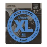 D'Addario E-Guit.Strings EPN21 12-51 Pure Nickel Product Image