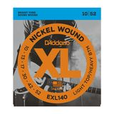D'Addario E-Guit.Strings EXL140-3D 10-52 Nickel Wound 3 Sets Product Image