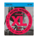 D'Addario E-Guitar Strings EXL145 12-54 Nickel Wound Product Image