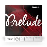 D'Addario Orchestral Violin Strings Prelude J810-1/4 Medium Tension Product Image