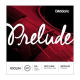 D'Addario Orchestral Violin Strings Prelude J810-3/4 Medium Tension Product Image
