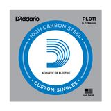 D'Addario Single String PL011 Plain  Product Image