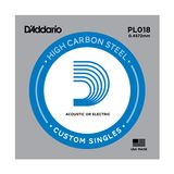 D'Addario Single String PL018 Plain  Product Image