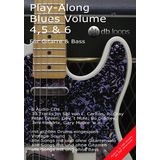 db loops Blues Triple Volume 4,5 & 6 Gitarre Playalong Product Image