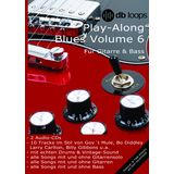db loops Blues - Volume 6 Gitarre Playalong Product Image